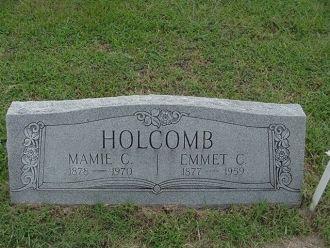 Emmet C.  Holcomb