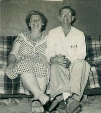Virgil and Jewel (BECK) TROTTER