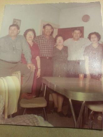 Bunky Lucas & family