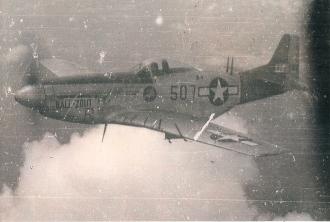 John Walter Mchugo, P-51