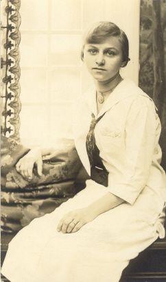 Ida Smith in 1920s