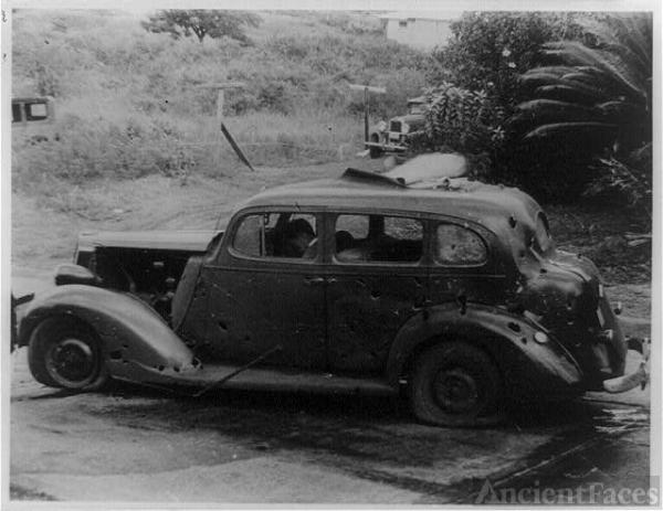 Pearl Harbor Civilians Killed