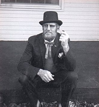 Elmer Dietrich Friedrich Dettmer, 1967