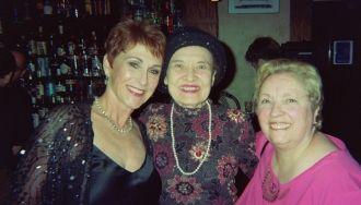 Julie Wilson, Amanda McBroom, Amanda Stevenson