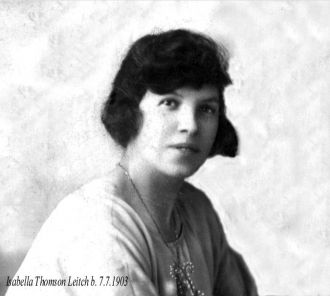 Isabella Thomson Leitch