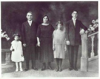 Affrunti Family