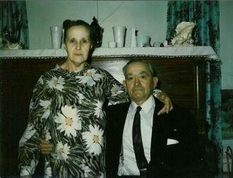 Grandparents Kinter Stiles