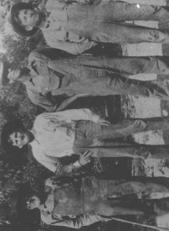 John Samuel Buckles; Walter & Eliza Sykes