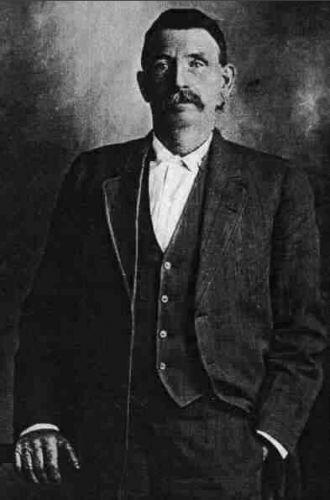 Thomas Connolly (1856 Ireland - 1945 Oregon)
