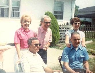 Marconi Family Group photo