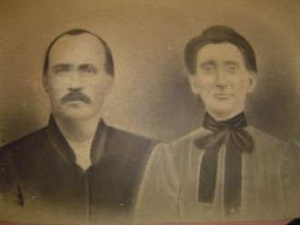 Charles A Gaston & Elizabeth Hardman
