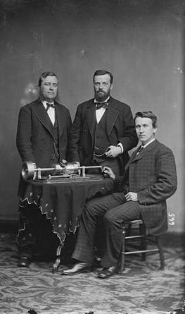 Edison, Thomas A.