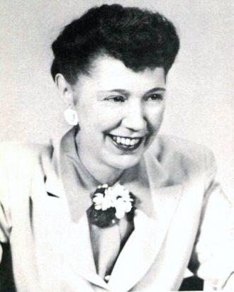 Frances Stewart, 1952