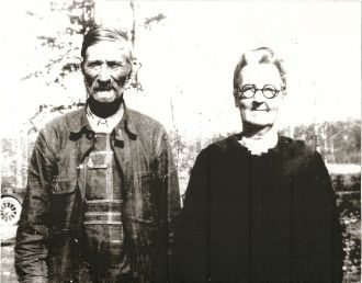 William Moses & Mary Baker Dyer, TN