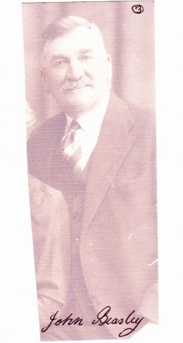 A photo of John Francis Beasley