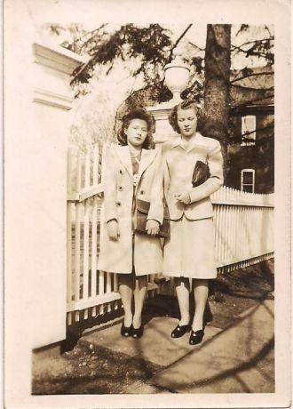 Esther Martz & Jeane