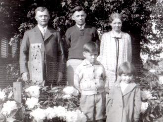 Marjorie Deel Been Family
