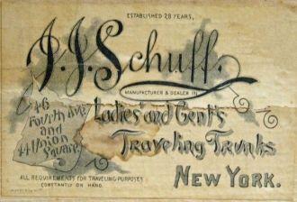 Jacob J Schuff