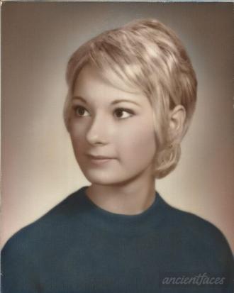 Patricia Frelick - Age 17 - High School Picture