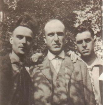 A photo of Amos Binkley