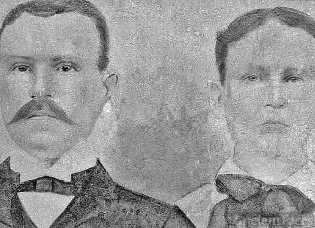 Francis M. and Mary Olive Fussell Cowart