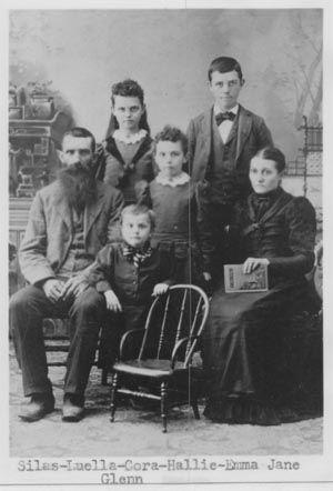 Silas Sylvester Wilson Family