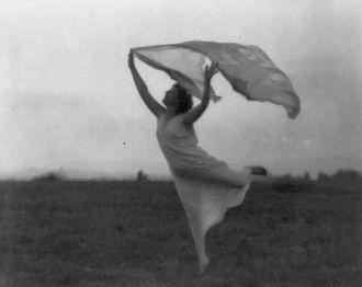 Florence Fleming Noyes, Interpretive Dance