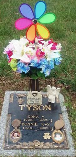 Edna V Tyson
