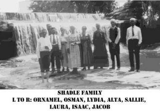 Shadle Family