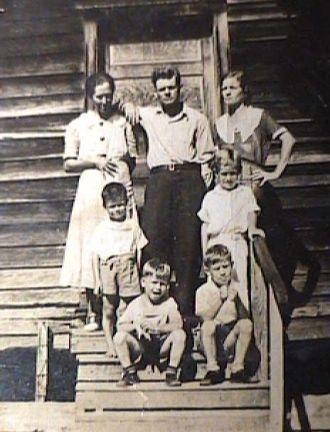 Hall and Crosby c. 1934