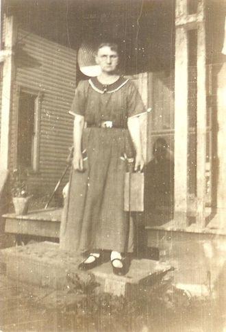Bertha Christina Stout