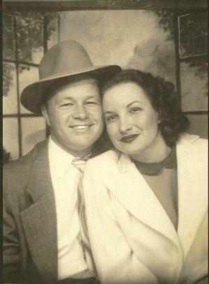A photo of Betty Jo (Woodward) Gay