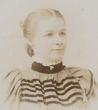 Minnie B. Wilson