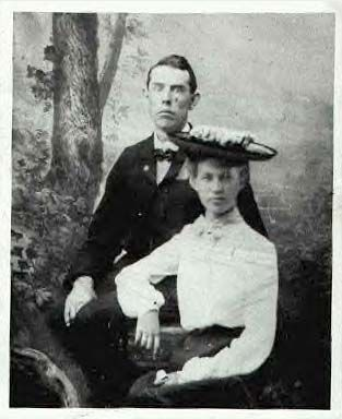Fred and Grace { Wilbur}