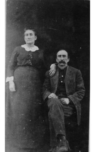 Harriett Ellen and George Eli Preston Fenton