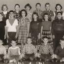 Garrison School, Gr 5, 1960-1961, named