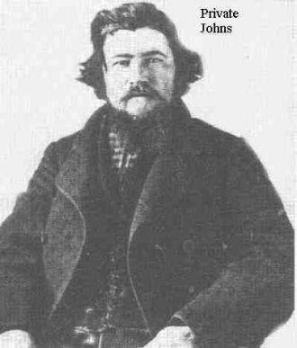 Pvt John Porterhouse Johns