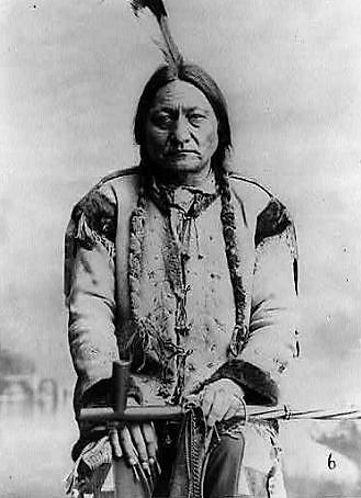 Sitting Bull   Lakota Holy Man, Chief