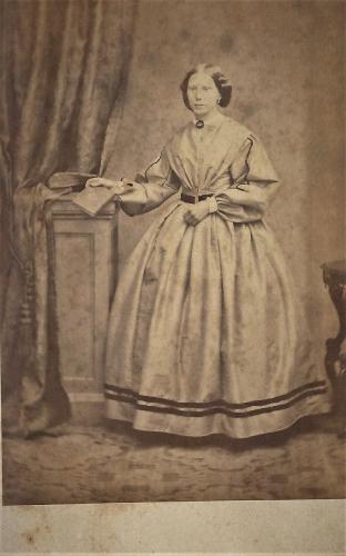 Unknown woman, Banbury, Oxfordshire, England
