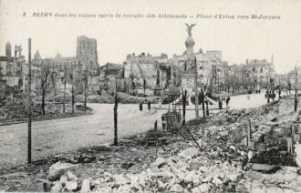 German retreat, WW1