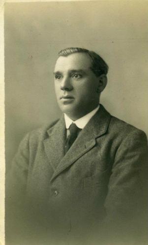 James Leveson