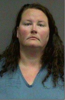 Stephanie Hudnall mugshot