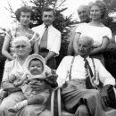 Margaret (Howell) Keister & Family, 1951