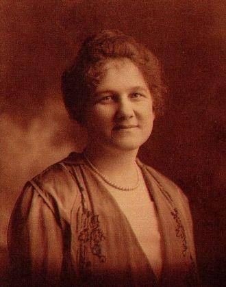 Grace Ellen  VanCleve