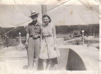 Dad & His Lady