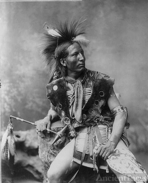 Sioux Ceremonial Dance Costume