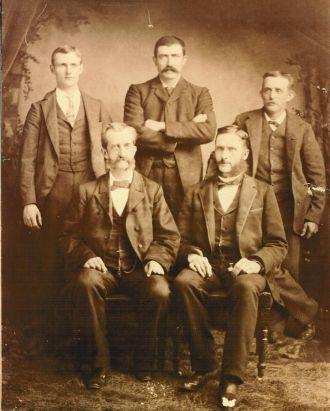 James, JW, Patrick & John Stokes, 1875