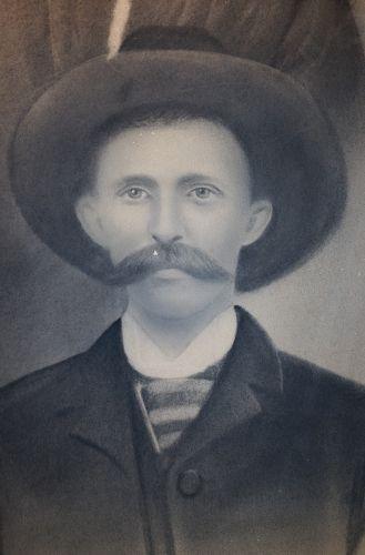 A photo of Noah L. Strickland