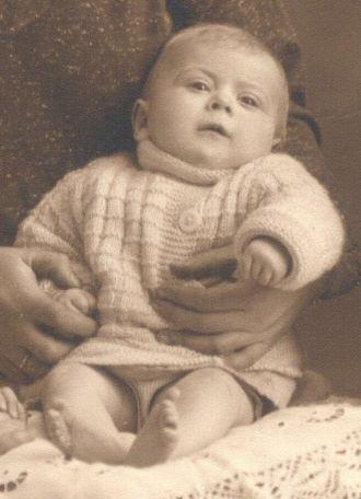 A photo of Icchok Isidore Davidson