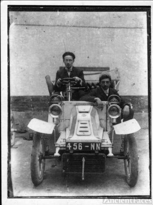 De Dion Bouton - 1905 Reims, France
